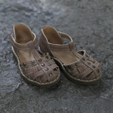 """Детские сандали """"Маленький римлянин"""""""