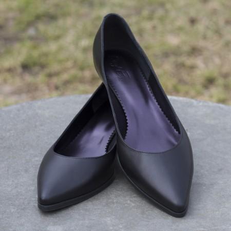 Женские туфли с острым носком «Весенние мечты»