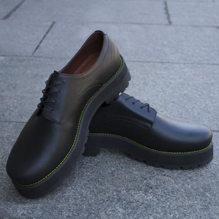 """Мужские туфли-дерби """"Человек из Эдинбурга"""""""