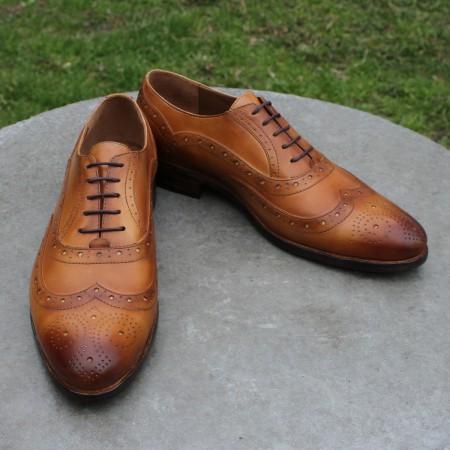 """Мужские туфли-оксфорды """"Наследник Рокфеллера"""""""