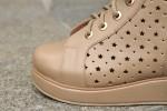 """Летние ботинки при укорочении одной ноги """"Мерцающие звезды"""""""