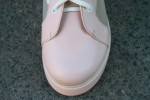 """Летние ботинки при укорочении ноги """"Ромашковое настроение"""""""